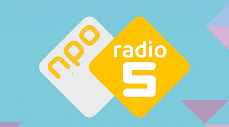 Cor Verkade radio5 npo onderweg